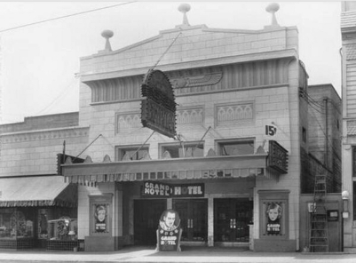 Egyptian Theatre 1933