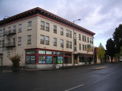 Martin Mayo Building 2007