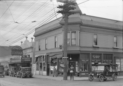 Union (MLK) and Russell 1930's