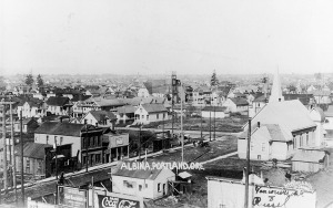 Vancouver and Russell - 1909