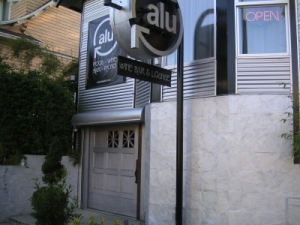 Alu Wine Bar and Lounge
