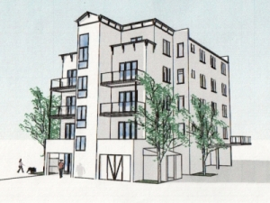 Proposed Development on Graham
