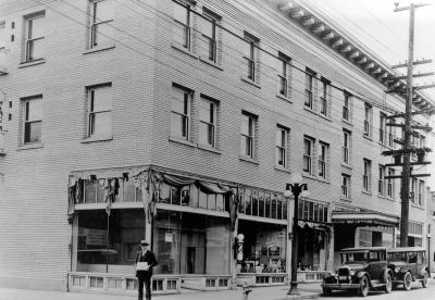 Martin Mayo Building Union and Sacremento - 1930s