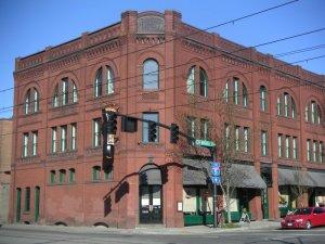 Simson Block Building - 2007