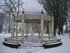 Dawson Park - Jan 2004