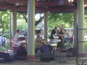 Dawson Park Concert - 2008