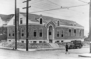 Williams Ave Branch YWCA - Phone:Oregon Historical Society