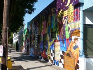 M.I.K.E Mural