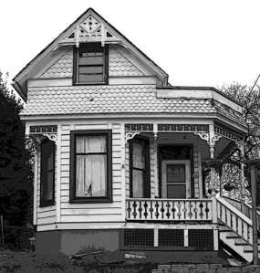 The Edwin Rayworth House - Built in 1890