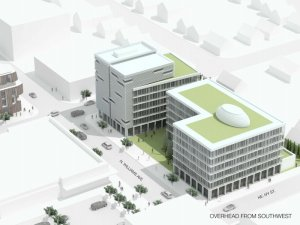 Proposed Development on Williams and Fremont.