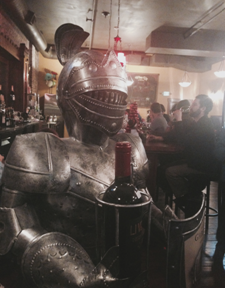 Wine Up Armor