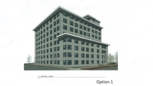 Proposed development 7th and Russell
