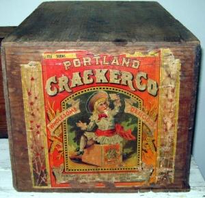 Portland Cracker Box