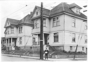 Union and Knott 1929