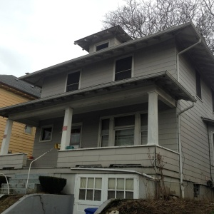 3116 N Vancouver will soon be demolished.