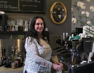 Naomi Diallo from Twenty Six Cafe