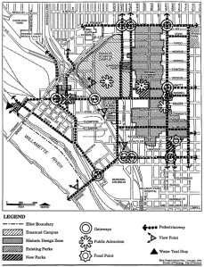 Eliot Plan Map 1993