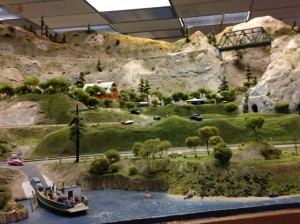 The Columbia River Model Railroad Club