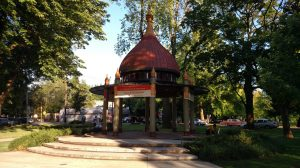 Dawson Park Gazebo