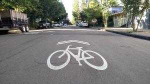 Bikeway Marking