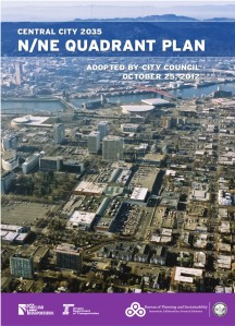 N/NE Quadrant Plan