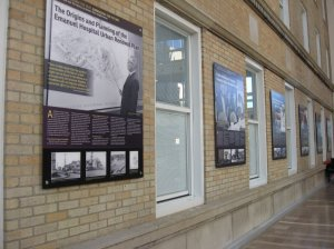 Urban Renewal Exhibit at Emanual Hospital