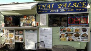 Thai Palace Food Cart