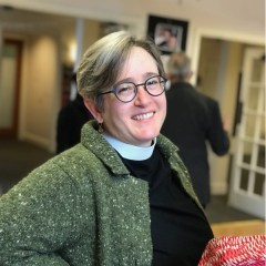 Reverend Maria McDowell